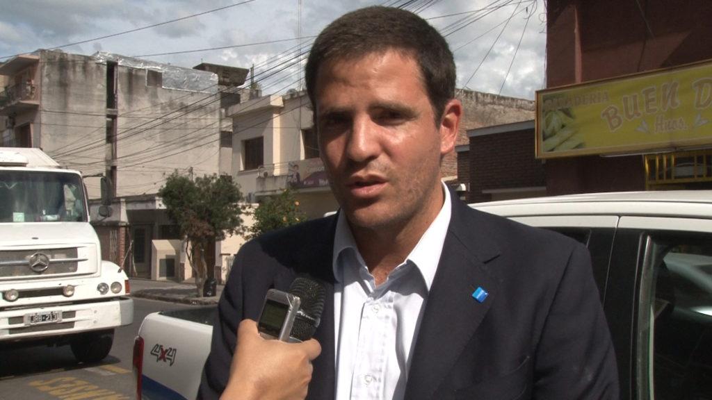 Carlos Carrillo, titular de delegación Jujuy de ANSES.