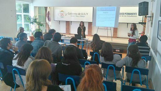 El personal del Ente Autárquico recibió charla sobre prácticas de gestión