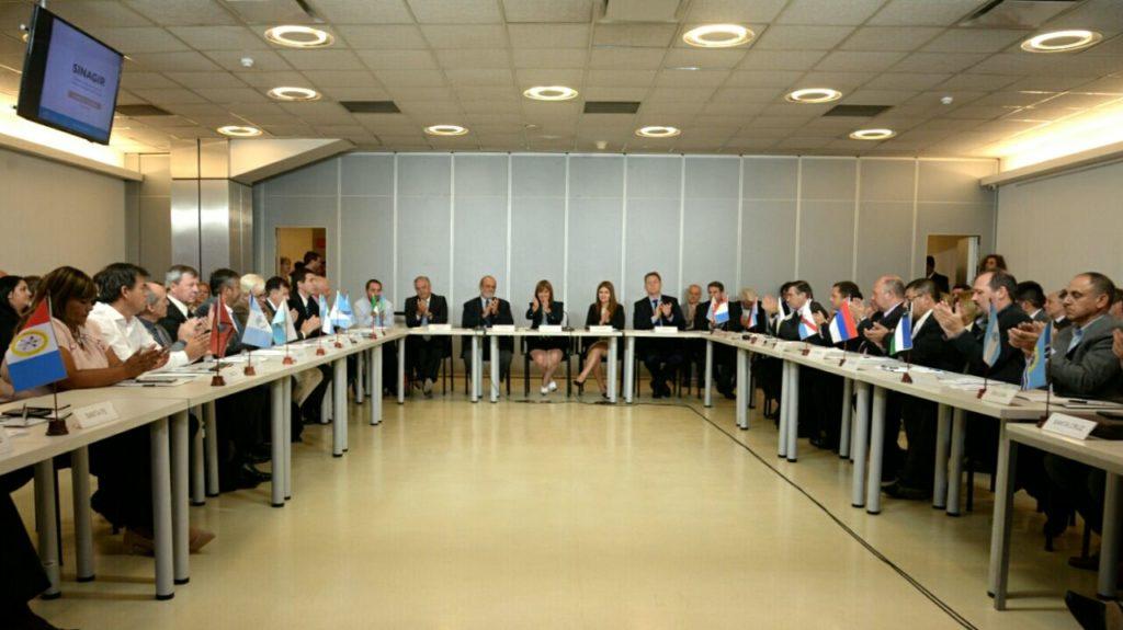 Consejo Federal del SINAGIR